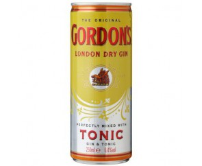 Gor­don's Gin & to­nic
