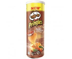 Pringles Hot Paprika Chili