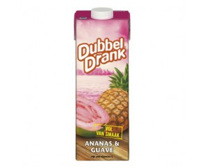 Dubbeldrank Ananas & Guave