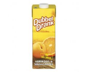 Dubbeldrank Abrikoos & Sinaasappel