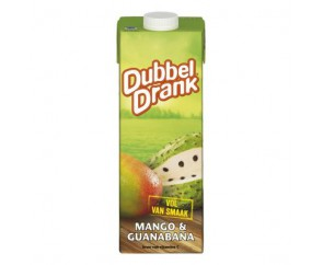 Dubbeldrank Mango & Guanabana