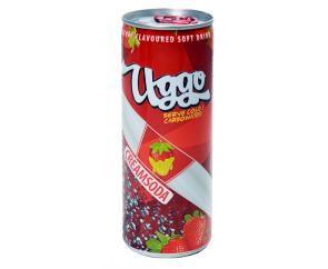 Uggo Aardbei Creamsoda