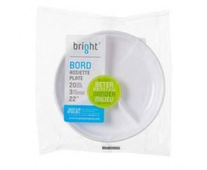 Bright Borden 3-Vaks