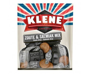 Kle­ne Zou­te & Salmiak Mix
