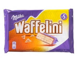 Milka Waffelini Crème