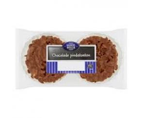 Bakkers Weelde Chocolade Pindakoeken
