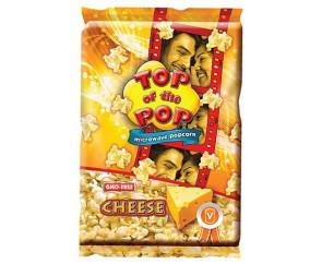 Popcorn  T.O.T.P Kaas