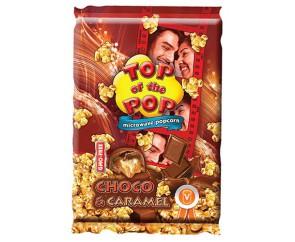 Popcorn  T.O.T.P Choco & Caramel