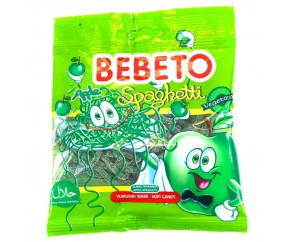 Bebeto Spaghetti Appel
