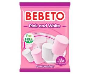 Bebeto Pink And White