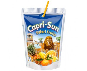 Capri Sun Safari Fruits