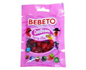 Bebeto Coolbeans Berry Mix