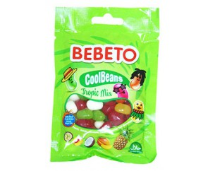 Bebeto Coolbeans Tropic Mix