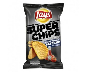 Lay's Superchips Heinz Tomaten Ketchup