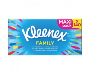 Kleenex Family Pack Tissues