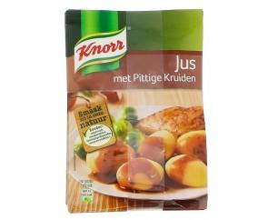 Knorr Mix pittige kruidenjus