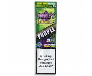 Juicy Hemp Wrap Purple