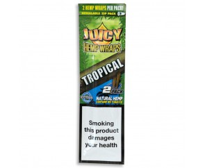 Juicy Hemp Wrap Tropical