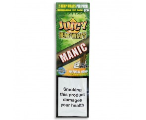 Juicy Hemp Wrap Manic