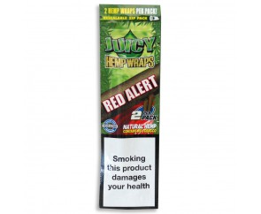 Juicy Hemp Wrap Red Alert