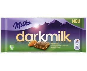 Milka Darkmilk Mandel