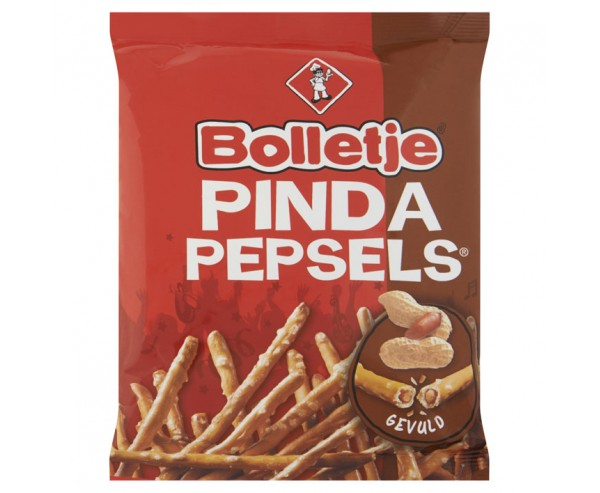 Bolletje Pinda Pepsels