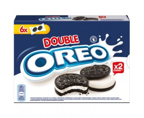 Oreo Biscuits Double