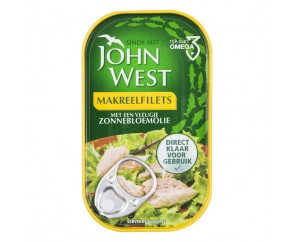John West Makreelfilets