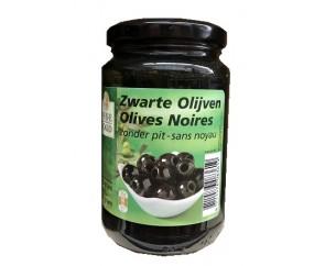Fine Food Zwarte Olijven