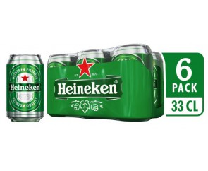 Heineken Blik