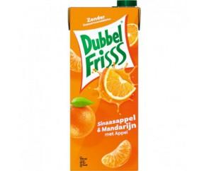 Dubbel Frisss Sinaasappel & Manderijn