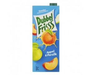Dubbel Frisss Appel & Perzik