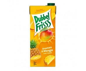 Dubbel Frisss Ananas & Mango