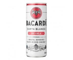 Bacardi Carta Blanca & Cola