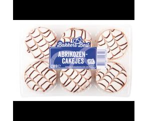 Bakkers Best Abrikozen Cakejes