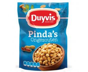 Duyvis Pinda`s Ongezouten