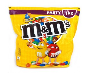M&M`s Peanut Party Pack