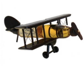 Wings Aviation Whisky Plane
