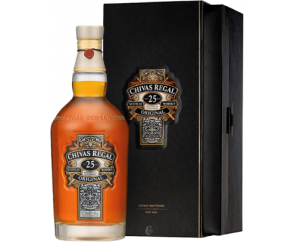 Chivas Regall 25 jr