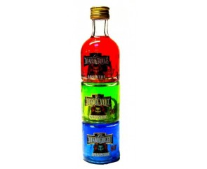Absinthe Diable Tricolore