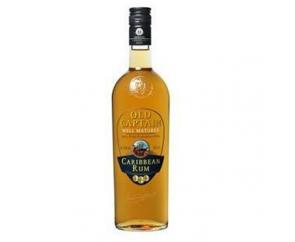 Old Captain Bruine Rum