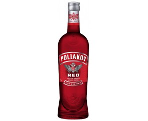 Poliakov Vodka Red