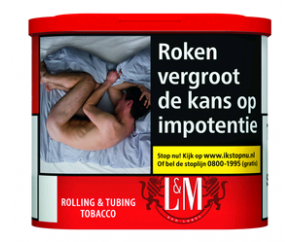 L&M Rolling & Tubing Red