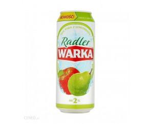 Warka Radler Appel - Peer
