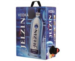 Jelzin Vodka Bag In Box