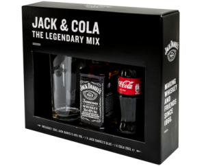 Jack Daniel`s Cadeaupakket