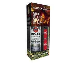 Bacardi Carta Blanca Mix it Up Kit