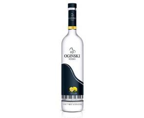 Oginski Vodka Citron