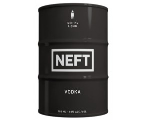 NEFT Vodka Black Barrel