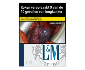 L&M Blue Label L